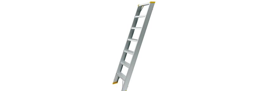 fixer une échelle de meunier